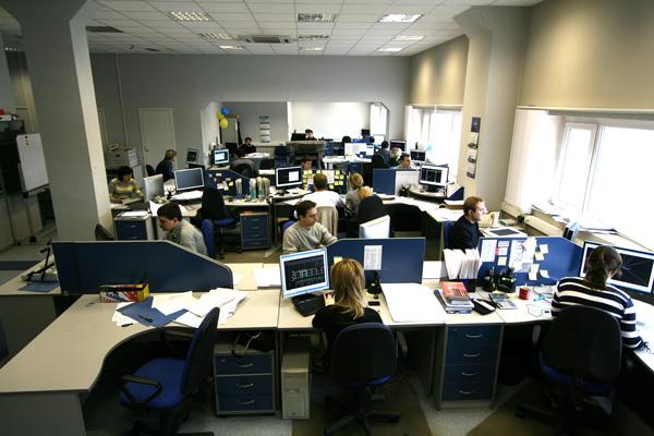 проектный отдел компании